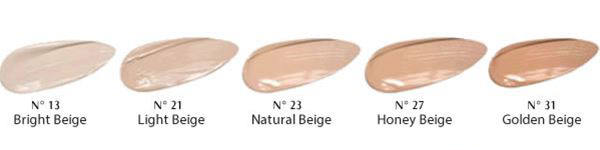 Missha Perfect Cover BB Cream Cores